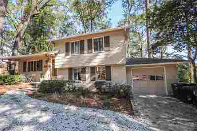 tallahassee Single Family Home For Sale: 856 Willow Ave
