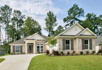 Tallahassee Single Family Home For Sale: Lot 6 Solomon Court