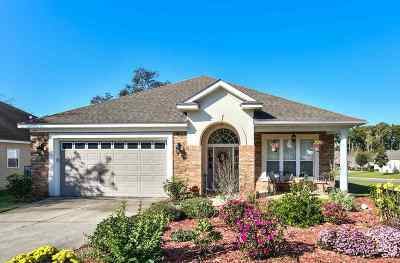 tallahassee Single Family Home For Sale: 1644 Osprey Pointe Drive