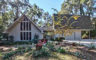 Tallahassee Single Family Home For Sale: 2427 Winthrop Road