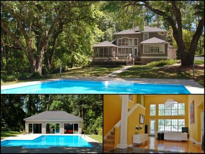 Tallahassee Single Family Home New: 2105 Waters Meet Drive