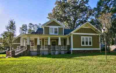 Tallahassee Single Family Home New: 2048 Dyrehaven Court