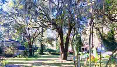 Tallahassee Single Family Home New: 9704 Wadesboro Road