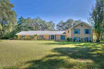 Tallahassee FL Single Family Home New: $400,000
