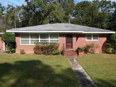 Tallahassee FL Single Family Home New: $128,700