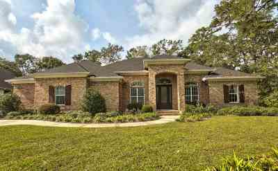 Tallahassee FL Single Family Home New: $715,000