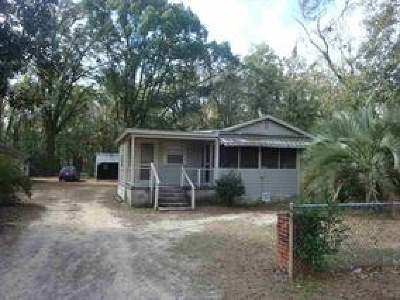 Tallahassee FL Single Family Home New: $99,000