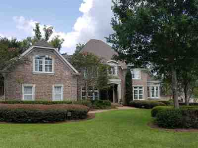 Tallahassee FL Single Family Home New: $1,050,000
