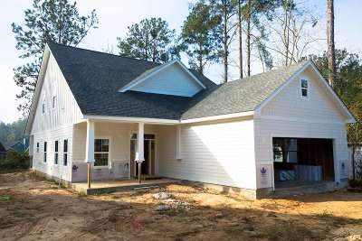 Tallahassee FL Single Family Home New: $394,000