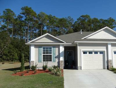 Tallahassee Condo/Townhouse New: 591 Brooke Hampton Drive