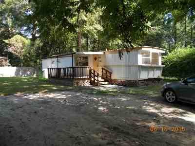 Crawfordville Multi Family Home New: 160-170-182 Sam Smith Circle