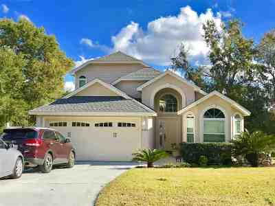 Tallahassee Single Family Home New: 5793 Countryside Drive