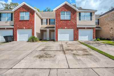 Tallahassee Condo/Townhouse For Sale: Xxxx Crescent Hills Drive