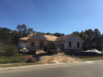 Tallahassee Single Family Home For Sale: 3315 Mariana Oaks Drive