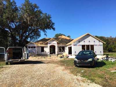 Tallahassee Single Family Home For Sale: 3302 Mariana Oaks Drive