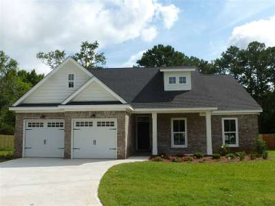 Tallahassee Single Family Home For Sale: 4520 Cavendish Court
