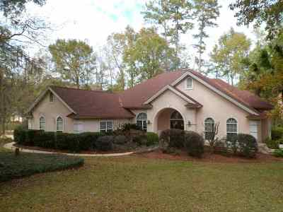 Tallahassee Single Family Home For Sale: 3030 Feeny Ct.