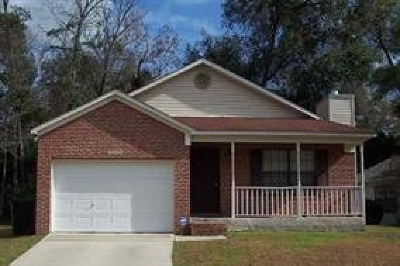 tallahassee Single Family Home For Sale: 4432 Wesley Dr
