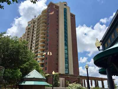 Tallahassee Condo/Townhouse New: 300 S Duval Unit 2202 #2202