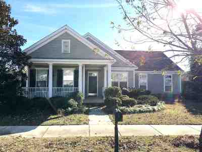 Tallahassee Single Family Home New: 3273 Thoreau Avenue
