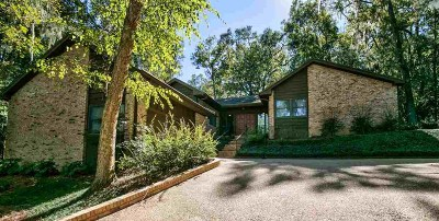 Tallahassee FL Single Family Home New: $380,000
