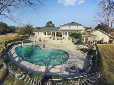 Tallahassee Single Family Home New: 1816 Vineyard Way