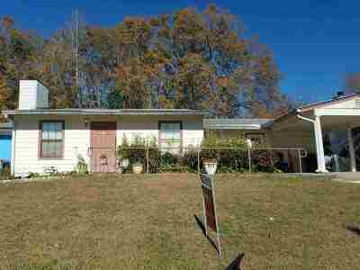 Tallahassee Multi Family Home New: 1924 Darryl Drive #2