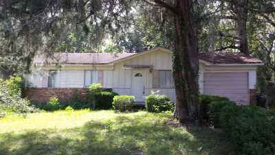 Tallahassee Single Family Home New: 2821 Stokley Ln