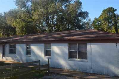 Tallahassee Multi Family Home New: 1208 Springsax Road #3