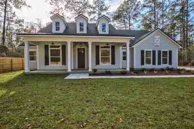 Tallahassee FL Single Family Home For Sale: $341,900