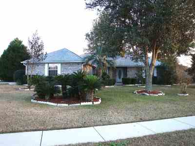 tallahassee Single Family Home For Sale: 4309 Cool Emerald Dr