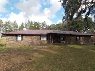 Madison County Single Family Home For Sale: 2577 NE Sr 6