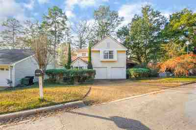 tallahassee Single Family Home For Sale: 2159 Rickards Road