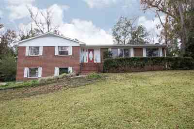 Leon County Single Family Home Reduce Price: 1213 Lucy