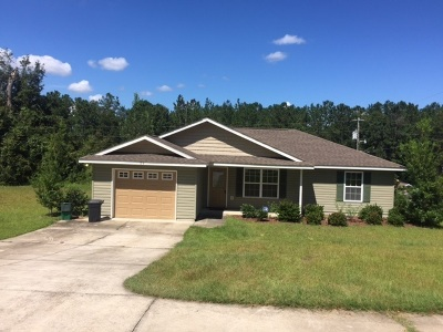 Midway Single Family Home Contingent: 94 N Monroe Creek Drive