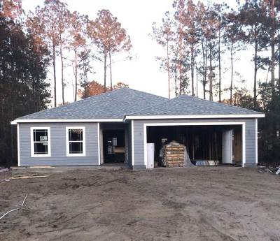 Midway Single Family Home For Sale: 155 Loblolly Circle