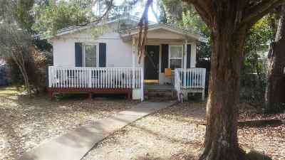 tallahassee Single Family Home New: 915 Dent Street