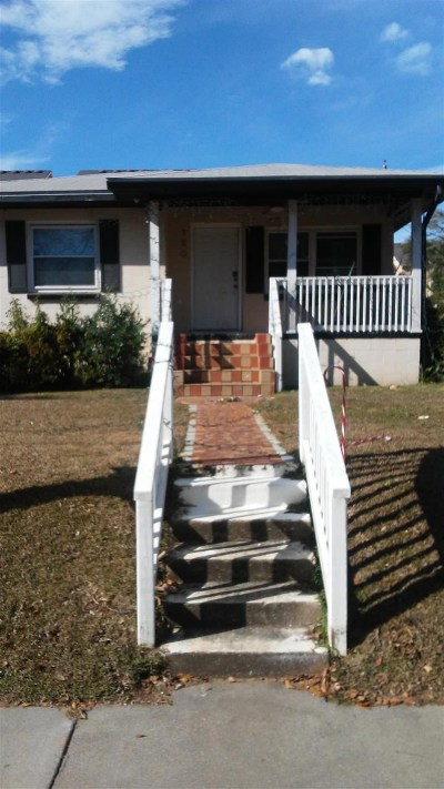 tallahassee Single Family Home For Sale: 720 N Woodward Avenue
