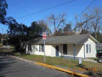 tallahassee Single Family Home For Sale: 1448 Melvin Street
