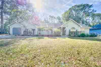 Killearn Acres Single Family Home Contingent: 3273 Lord Murphy Trail