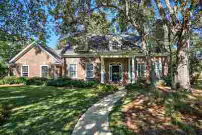 Tallahassee Single Family Home First Right Of Refusal: 3824 E Millers Bridge Road