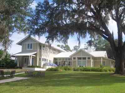 Tallahassee Single Family Home New: 4600 Grove Park Drive