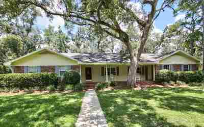 tallahassee Single Family Home New: 2336 Meath Drive