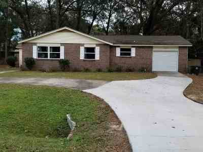 Tallahassee FL Single Family Home New: $194,000