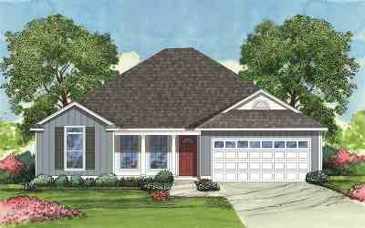 Midway Single Family Home Contingent: 491 Sand Pine Circle