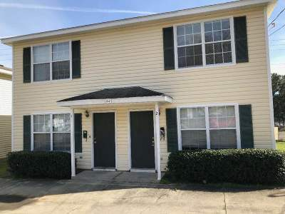 Tallahassee Multi Family Home New: 1443 Hudson Street #1 &