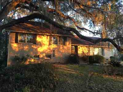 tallahassee Single Family Home Back On Market: 1121 E Windwood Way