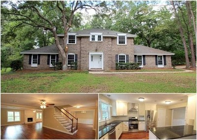 Tallahassee Single Family Home For Sale: 3948 Leane Drive