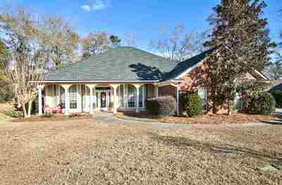 Golden Eagle Single Family Home For Sale: 8321 Inverness Drive