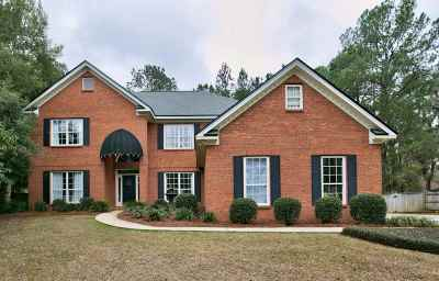 Tallahassee Single Family Home For Sale: 8888 Saltcoates Court